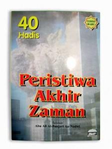 40 hadis akhir zaman