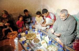 ismail haniyah makan zuhud