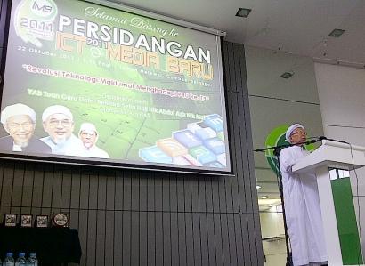 persidangan ICT PAS 2011