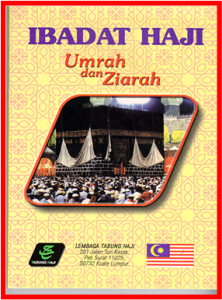 Buku Panduan Ibadat Haji