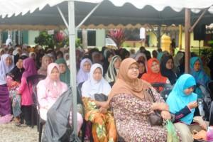 14 muslimat di motivasi Dr Mariah