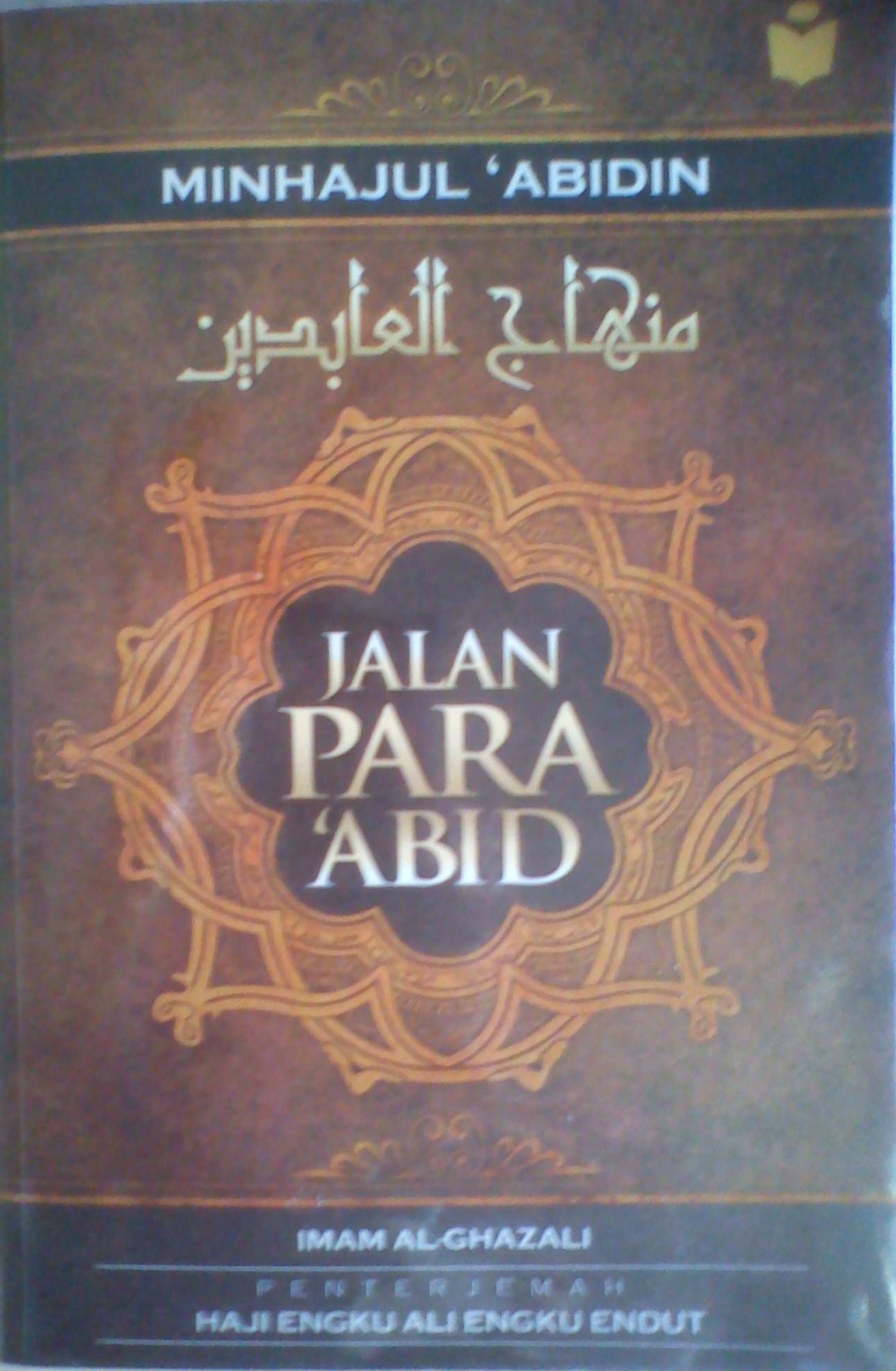 Mulai Baca Kitab MinhajulAbidin