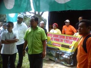 DPPM dan muslimcare di Pasir Gajah