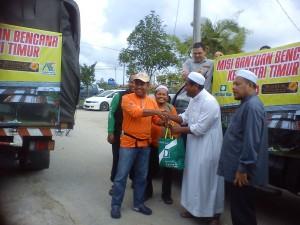 YDP terima bantuan dari muslimcare