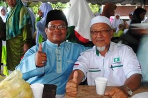 01 calon PKR dan mantan YDP PAS Kemaman Ust Awang Dagang