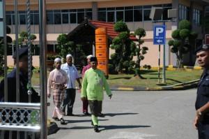 39 calon Cukai Hj Hanafiah dan Ust Nik keluar dari MPK