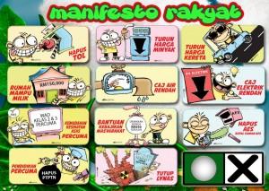 manifesto rakyat1