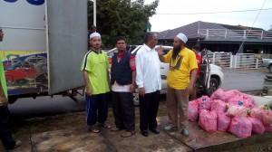 29 bantuan dari DUPP, YB Dr Khairudin atTakiri, YBC, Ust Norazli