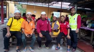 31 petugas dari Kelantan dan DPPM di SRIDT