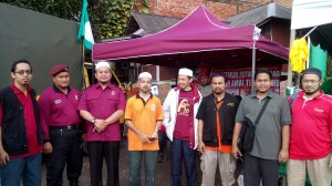 33 YB Ust Nik Abduh ahli Parlimen Pasir Mas dan YB ahli Parlmn Bachok Ust Marzok