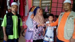 68 Muslim Care bantu di Taman Fikri
