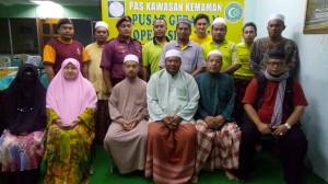 73 Kepimpinan PAS bersama ERT PAS Kmn