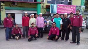 74 rombongan dari Perak, sahabat lama Shamsul ex Jordan