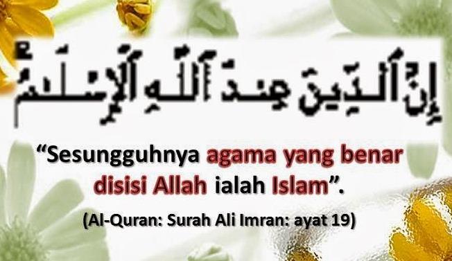 islam agama benar
