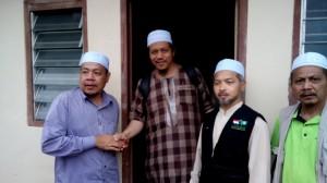 Ust Alias, Ust Nik, Dr Abd Basit