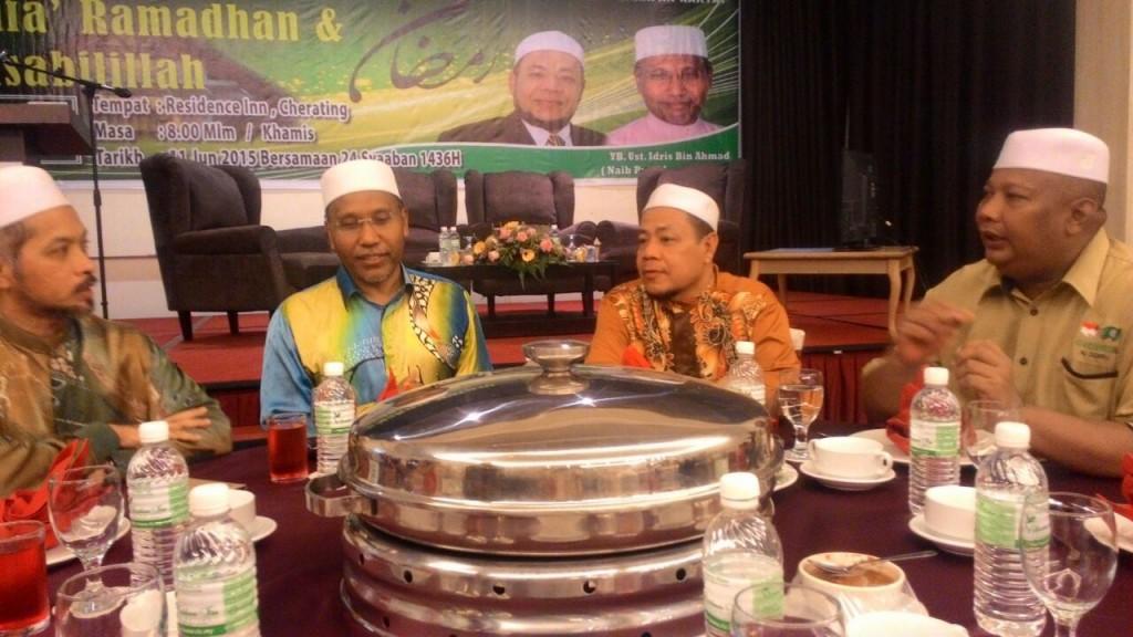 infaq ramadhan