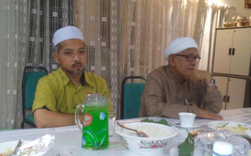 bersama Tok Guru Hj Hadi