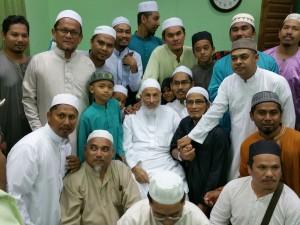 AJK Surau Kg Jaya dgn Sheikh Kurayyim