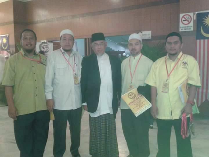 Kongres Rakyat  bersama Hj Azmi