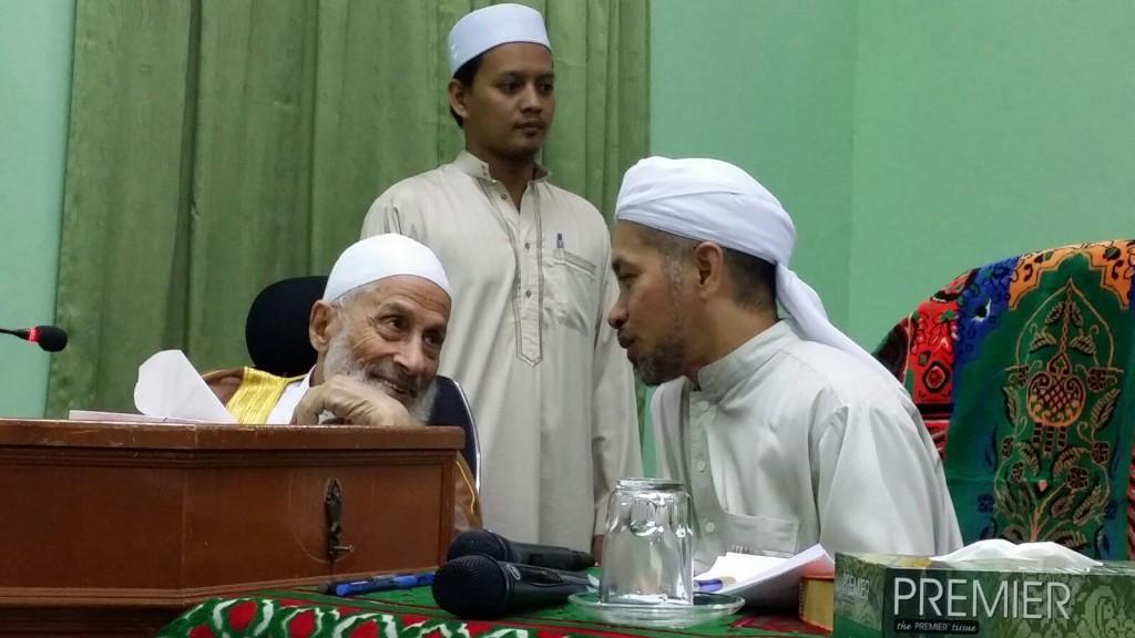 Sheikh Kurayyim dan Ustaz Nik Nasri