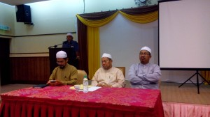 Dato Husin, YB Ust Md Nor, Ust Ibrahim