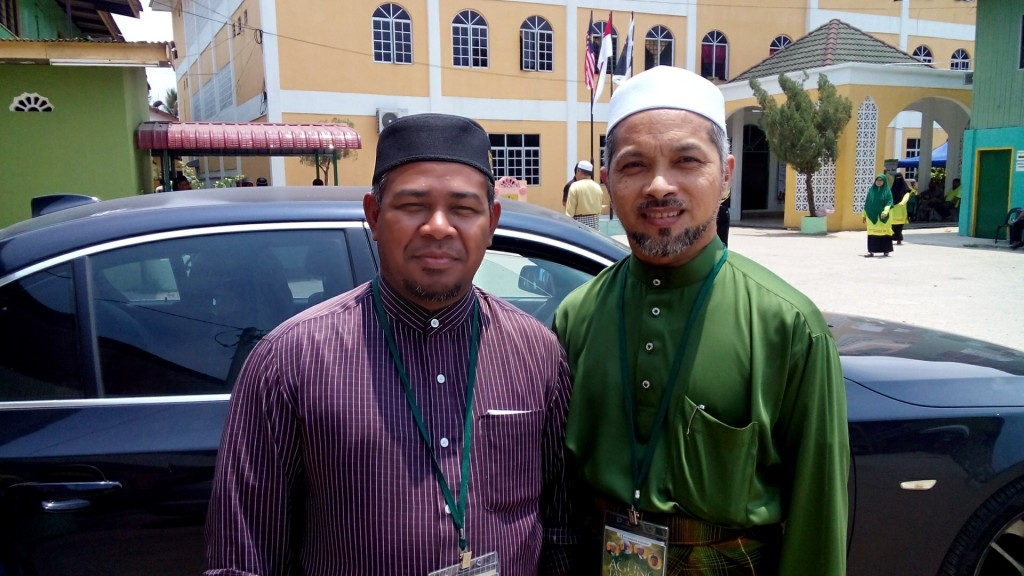 Dr Khairudin dan Ustaz Nik Nasri