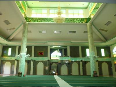 Masjid Kg Pasir Minal