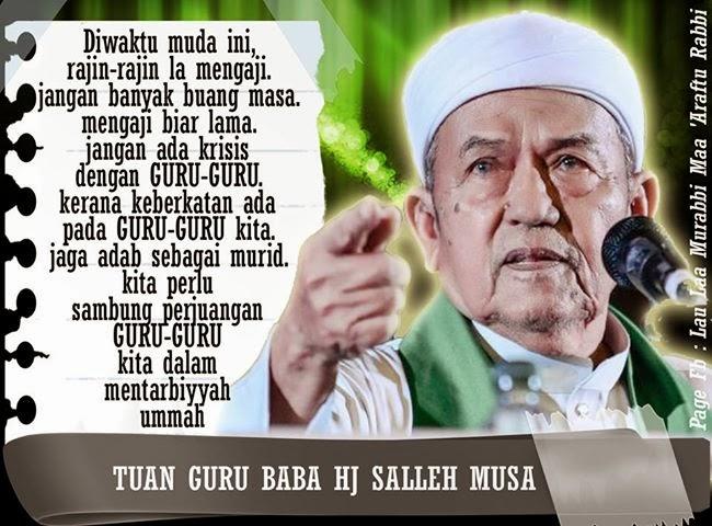 Tuan Guru Hj Salleh Musa