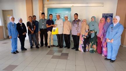 ziarah Hospital Kemaman